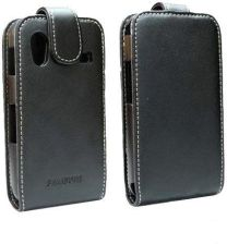Samsung Galaxy Ace Leather Flip Case (EF-SGAL)