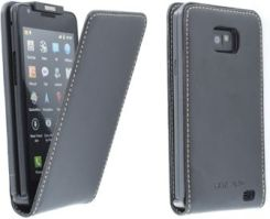 Samsung Galaxy S II Leather Flip Case (EF-GS2L)