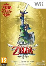 Legend of zelda: Skyward Sword (Gra Wii)