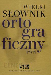 Wielki słownik ortograficzny PWN + CD