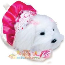 Zhu Zhu Puppies - Ubranko Dla Pieska Pretty Pink Dress 81170 81172