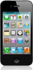 Apple iPhone 4S 16GB czarny - 0