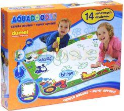 Dumel - Edukacja Inspiracja Aquadoodle - magiczna mata ze zwierzetami