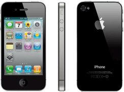Apple iPhone 4 8GB czarny - 0