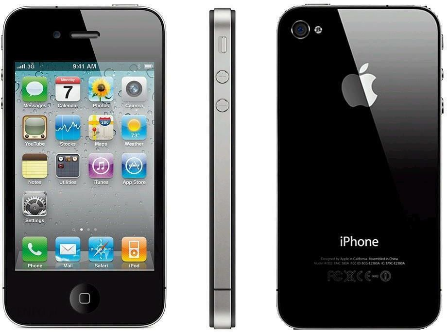 APPLE IPHONE 4S 8GB NUOVO