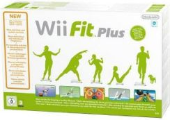 Wii Fit Plus plus Balance Board (Gra Wii)