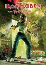The History Of Iron Maiden Part 1: The Early Days (DVD)