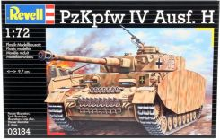 Pz.Kpfw. IV Ausf.H - Revell - 03184