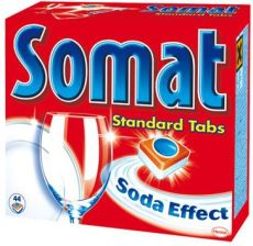 Somat Standard Tabs Soda Effect Tabletki Do Zmywarek 40Szt