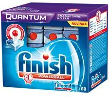 FINISH QUANTUM Tabletki do zmywarki 50 szt.