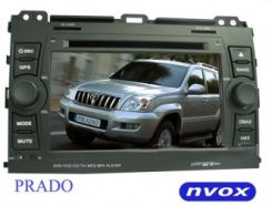 NVOX do Toyota LAND CRUISER PRADO (JD 1816 )