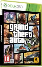 Grand Theft Auto V PL (Gra Xbox 360)
