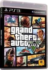 Grand Theft Auto V PL (Gra PS3)