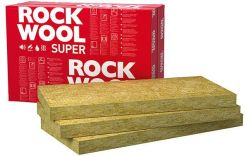 ROCKWOOL wełna Superrock 50mm