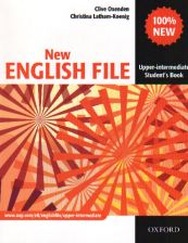 New English File Upper-Int.SB