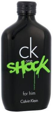 Calvin Klein One Shock For Him Woda toaletowa 100 ml