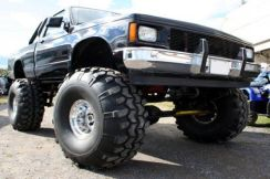 Jazda Monster Truck