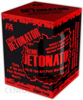 Fitness Authority Detonator 800 g