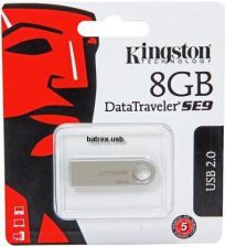 Kingston DTSE9/8GB Premium Metal Casing (KE-U468G-3B2)