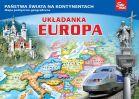 Edu Mal Edu Mal Układanka Europa 9012