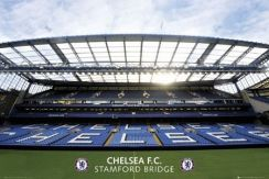 Chelsea London - Stadion - plakat
