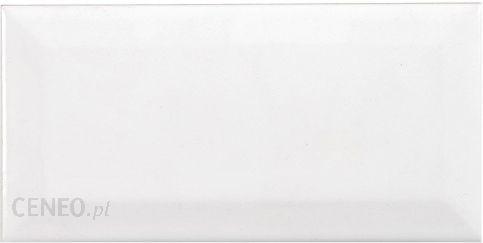 Equipe Ceramicas Metro White Błyszcząca 7,5x15 - zdjęcie 1