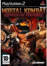 Mortal Kombat Shaolin Monks (Gra PS2)