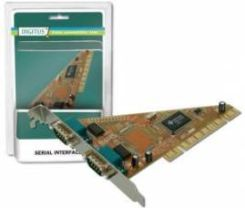 Digitus PCI Karte DIGITUS 2x serielle D-Sub9 Ports (DS-33001-1)