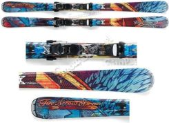 Nordica Fire Arrow 80 Pro + N Pro 2S Xbi Ct Wb 11/12
