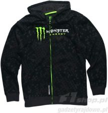 Bluza z kapturem Slacker Monster Energy - 0