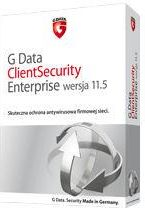 G-Data ClientSecurity Enterprise 5Stan/12Mies