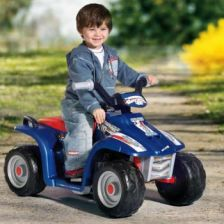 Peg Perego Quad Polaris 400 Sportsman 6V (Iged1093)