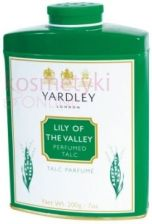 Yardley Talk do ciała - Konwalia 200 g
