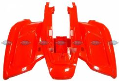 72210-A06-0RE FENDER, REAR-RED