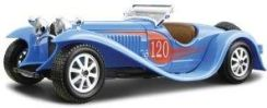 Bburago Bijoux Collection Bugatti Type 55 1932 1:24 22027