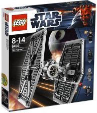 Lego Star Wars Tie Fighter 9492