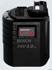 BOSCH Akumulator wsuwany do GBH 24 VRE (2607335216)
