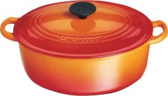 Le creuset owalny 6,3l the cocotte 25002310902461