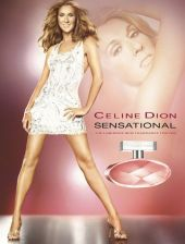 Celine Dion Sensational Woman dezodorant spray 75 ml - zdjęcie 1
