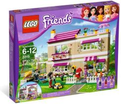 Lego Friends Dom Olivii 3315 - 0