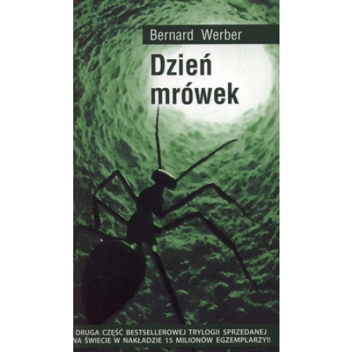Dzień mrówek Bernard Werber
