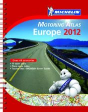 Europa. Atlas drogowy Michelin