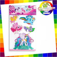 Sticker Boo Naklejki Na Ścianę My Little Pony Room Decor 273273 - 0
