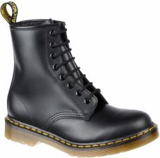 Dr. Martens 1460 Black Smooth (10072004) Półbuty - 0