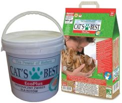 JRS - CAT'S BEST - Eco Plus - 20l