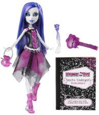 Mattel Monster High Upiorni Uczniowie Spectra Vondergeist X4637