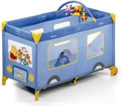Hauck Disney Baby Łóżeczko Dream  n Play Mobil Pooh Bus 120 606148