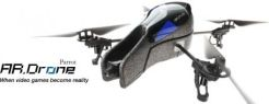 Parrot AR Drone Quadricopter multimedialny