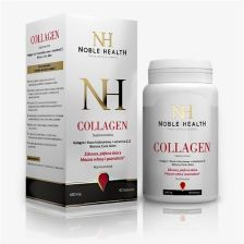 Kolagen w tabletkach Noble Health - 0
