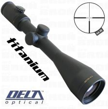 Luneta Delta Optical Titanium 2,5-10x56